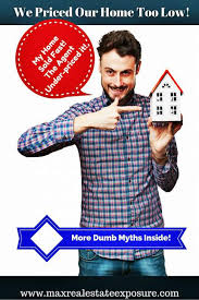 top 6 myths about pricing a home for sale