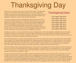 my thanksgiving day essay divascuisine