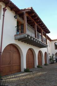 Building Style Front Exterior Spanish Architecture Spanish Colonial