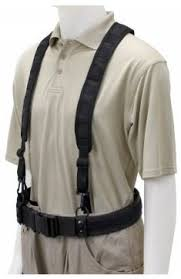Comfortable Suspenders Tailor Le Duty Belt Suspenders