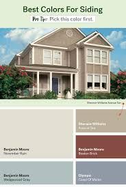 Home Exterior Design Trends 2015 by Best 25 Best Exterior House Paint Ideas On Pinterest Best House