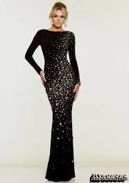 black and gold long sleeve prom dresses 2016 2017 b2b fashion