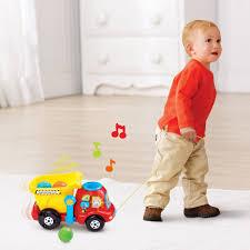 amazon com vtech drop and go dump truck toys u0026 games