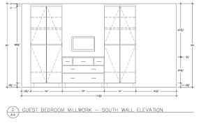 Standard Cabinet Measurements Prepossessing Standard Size Of A Bedroom For Your Standard Bed
