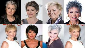 haircuts for older women archives hair colors