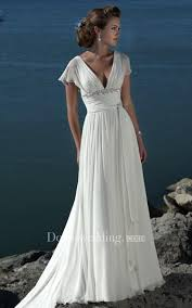 flowy wedding dresses flowy wedding gowns casual wedding dresses dorris wedding