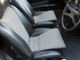 Car Seat Re Upholstery Porsche Restoration Reupholster Porsche Upholstery 356 911