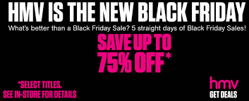 black friday pink hmv canada is the new black friday