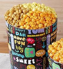 Popcorn Baskets Popcorn U0026 Snacks Popcorn U0026 Kettle Corn Gifts 1800flowers Com 10585