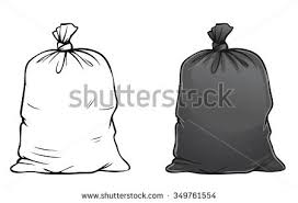 trash rubbish bag vectors pack download free vector art