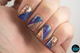 crackle nail design images nail art designs