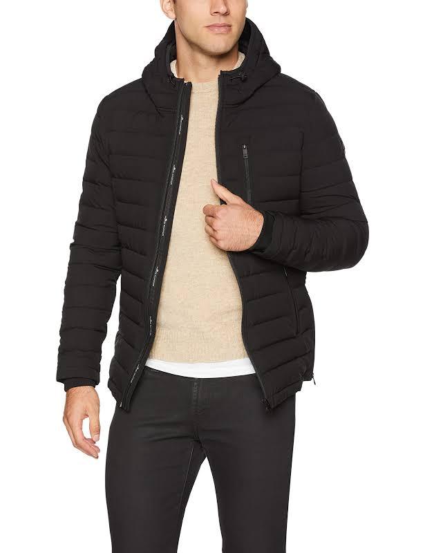 Moose Knuckles Fullcrest Jacket Black Extra Large MK7514-MMLH-292-XL