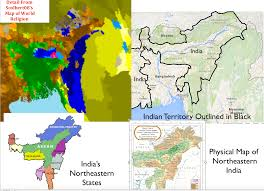 Religion Map Usa by Religious Complexity In Northeastern South Asia Geocurrents