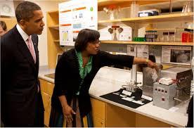 obama visits mit professor paula hammond highlights svaya
