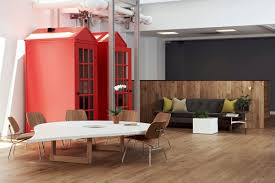 Modern Laminate Flooring Ideas Home Office Hangout Meeting Room Foursquare Office Design With