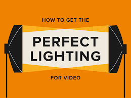 what is the best lighting for how to get the lighting for techsmith