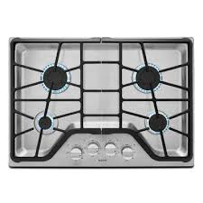 Gas Cooktop Btu Ratings 30 In Gas Cooktops Cooktops The Home Depot