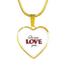heart gold pendant necklace images Custom heart silver or gold pendant necklace quot no longer by my side png