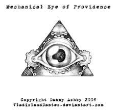 mechanical eye of providence by vynettedantes on deviantart