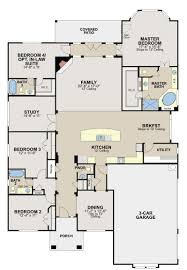 homes floor plans the palo alto is a 4 bedroom 3 5 bathroom single story home with