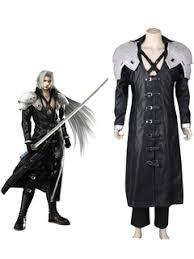 Cloud Strife Halloween Costume Final Fantasy Cosplay Costumes Japanese Anime Cosplay Costume