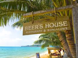 beer u0027s house review lamai beach koh samui wade and sarah