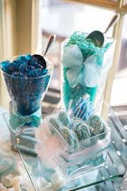 Tiffany Blue Candy Buffet by 81 Best Candy Wedding Buffets Images On Pinterest Wedding