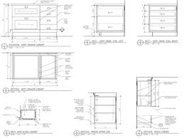 100 kitchen drawings autocad kitchen design 1000 images