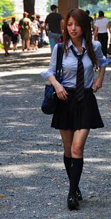 candid schoolgirls plaid pleated 3 a gallery on flickr
