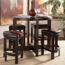 high table with bar stools high top kitchen table and chairs interior desertrockenergy high