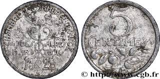 chambre de commerce de et des alpes maritimes 5 centimes