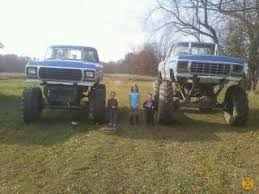 ford mudding trucks 1979 ford f250 mud truck on tractors great lakes 4x4 the