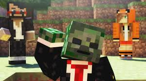 captainsparklez jerry minecraft info