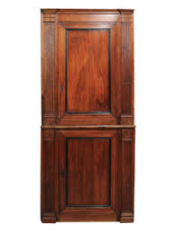 corner cabinets william word fine antiques