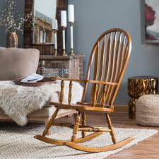 Designer Wooden Rocking Chairs Wooden Rocking Chairs Design U2014 Home And Space Decor Benefit Of