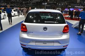 volkswagen polo 2016 price vw polo allstar showcased at geneva motor show 2016