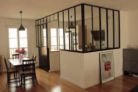 verriere interieur cuisine verrière de cuisine avec porte coulissante verrière d intérieur