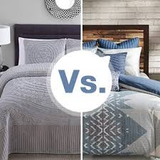 What Is The Difference Between A Coverlet And A Comforter Do You Need A Bedspread Or A Comforter Overstock Com