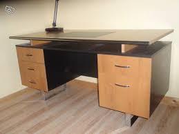 bureaux avec rangement bureau avec rangement colonne et semainier occasion