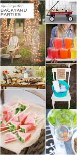 tips for fabulous backyard parties pin to remember bloggers