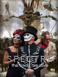 halloween in mexico spectre posters u2013 set 4 james bond daniel craig and movie