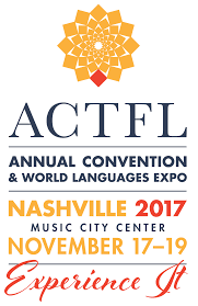 sign language thanksgiving future actfl conventions american council on the teaching of