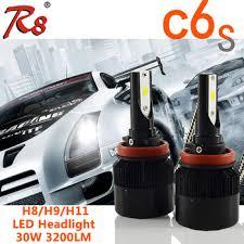 led driving lights automotive led driving lights automotive c6s h11 led headlight kit review 30w