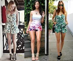 ways to wear playsuit romper for different occasions and body shapes