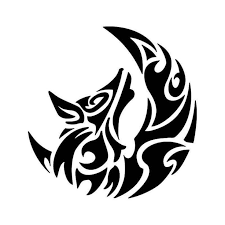 the 25 best tribal wolf ideas on pinterest tribal wolf tattoos