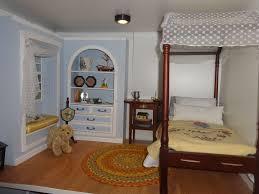 kit u0027s nightstand with caroline u0027s bed american playthings