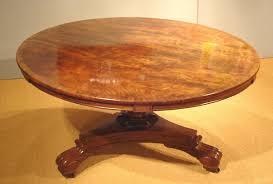 antique round dining table georgian mahogany breakfast table antique circular or round dining