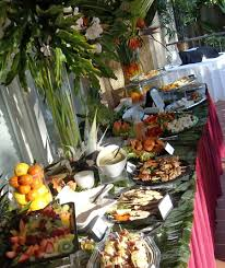 thanksgiving buffet tampa images of luau table settings dining outdoors in florida tampa