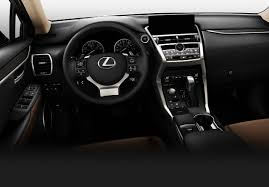 lexus nx interior trunk 2018 lexus nx 300 and nx 300h features lexus canada