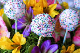 easter cakepops easter cake pops recipe step by step directions photos just a